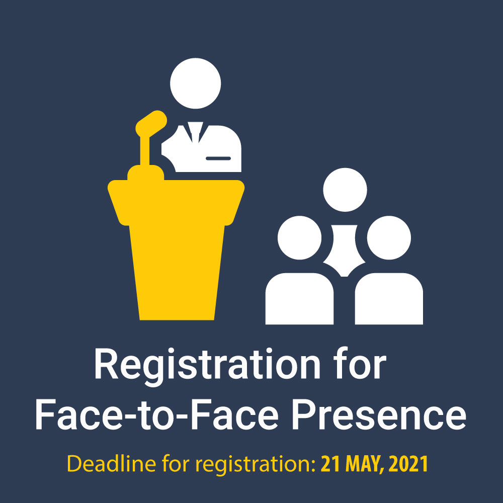 Face to Face registration PPUE2021 Interoperability Workshop